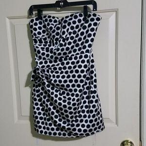 NWT Twenty-One Strapless Micro Mini Dress
